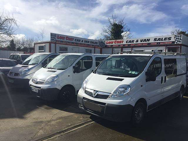 Van conversion ireland
