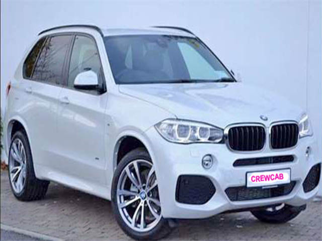 BMW x5 CREWCAB CONVERSION