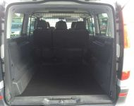 9 Seat Mini-Bus converted to 6 seat Crewcab