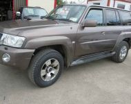 Nissan Patrol 2009 Crewcab Conversion