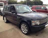 range rover vogue crewcab conversion