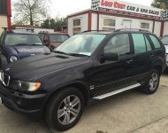 BMW X5 2003-2016  Can only be converted to 2 seat commercial
