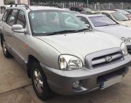 Hyundai Santa Fe 2006 Commercial conversion 2 seater