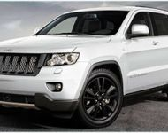 Jeep Grand Cherokee 2011 Crewcab