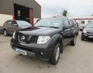 2007 Nissan Pathfinder Crewcab Conversion