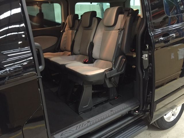 Ford Transit Custom Crewvan