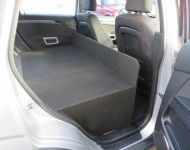 2008 Opel Antara 2 seater commercial conversion