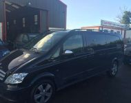 Mercedes Viano 2012 Crew Cab Conversion
