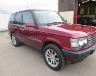 Range Rover 2001 Crewcab Conversion
