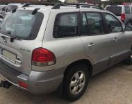 Hyundai Santa Fe 2006 Commercial conversion 2 seats
