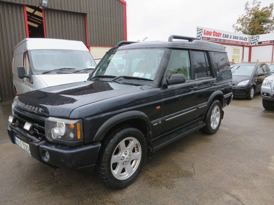 Landrover Discovery 2003 Crew Cab