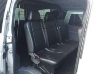 9 Seat 2012 Mercedes Mini Bus Converted to 6 seat Crewcab