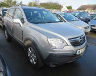 2008 Opel Antara 2 seat commercial conversion