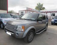 Land Rover Discovery  2007 Crewcab